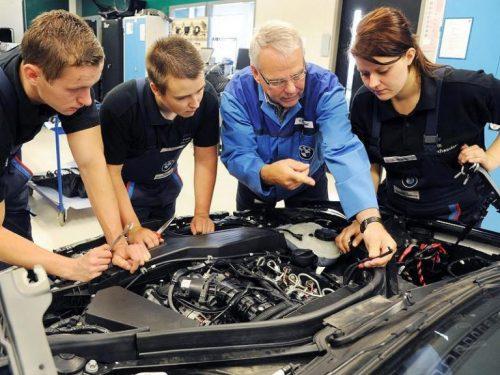 Cơ khí điện tử - ngành kinh tế mũi nhọn của Đức
